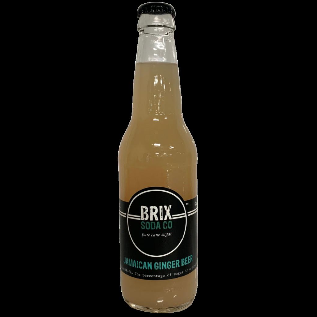Jamaican Ginger Beer Brix Soda
